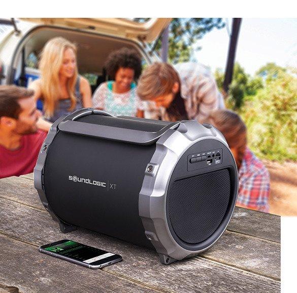 Display product reviews for SoundLogic XT Jumbo Indoor/Outdoor Party Speaker