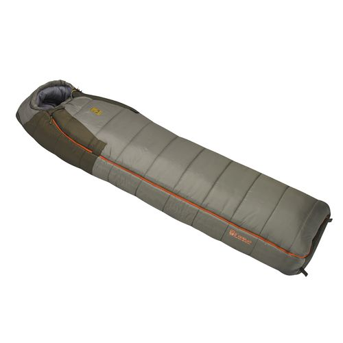 Slumberjack Borderland 0°F Long Dual-Zipper Sleeping Bag