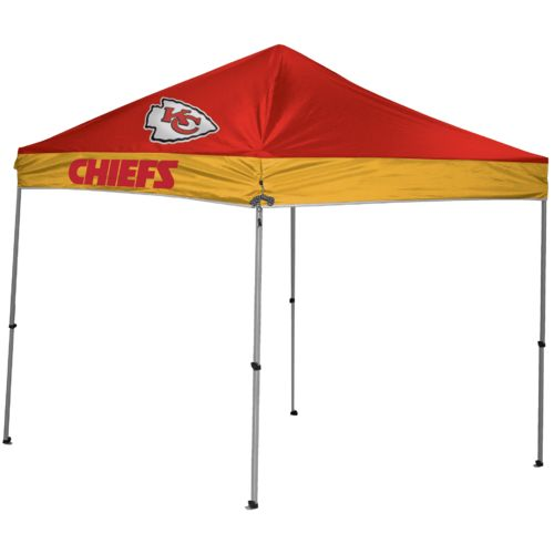 Jarden Sports Licensing Kansas City Chiefs 9' x 9' Straight-Leg Canopy - view number 1