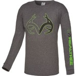 Realtree Men's Long Sleeve Graphic T-shirt