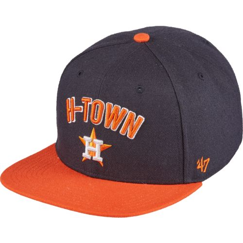 '47 Houston Astros H-Town Sure Shot 2-Tone Cap