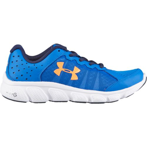 Display product reviews for Under Armour Kids' BGS Micro G Assert 6 Running Shoes