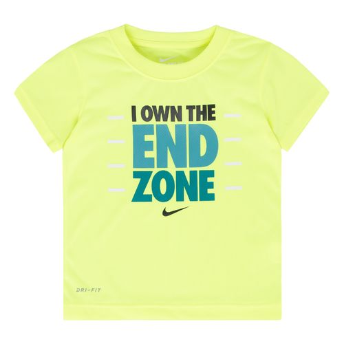Nike Toddlers' End Zone T-shirt