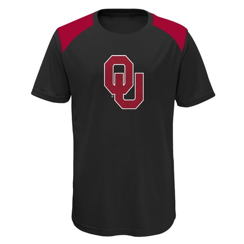 Gen2 Boys' University of Oklahoma Ellipse Performance Top