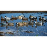 Greenhead Gear® Pro-Grade Puddler Pack 3-D Drake and Hen Duck Decoys 6-Pack - view number 8