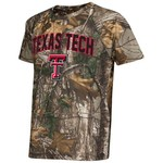 Colosseum Athletics™ Boys' Texas Tech University Buckshot T-shirt