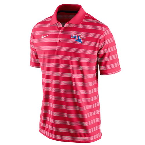 Nike Men's Louisiana Tech University Game Time Polo Shirt