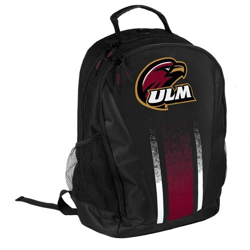 Forever Collectibles™ University of Louisiana at Monroe Stripe Primetime Backpack