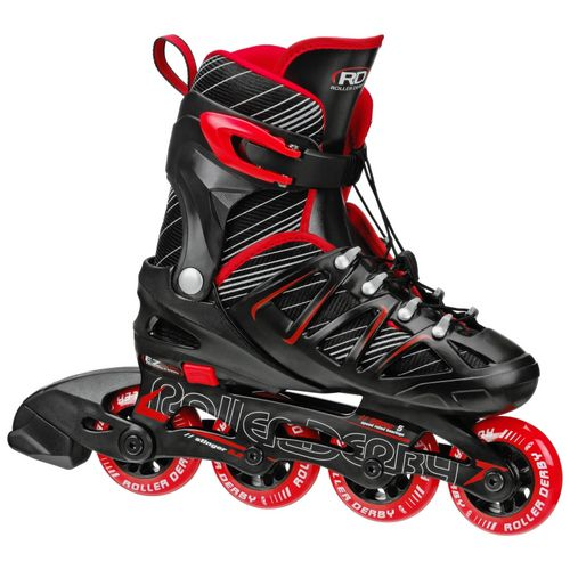 Display product reviews for Roller Derby Boys' Stinger 5.2 In-Line Skates