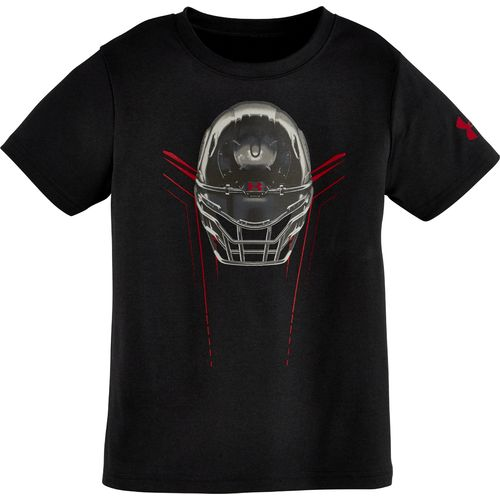 Under Armour Toddler Boys' Iron Helmet T-shirt