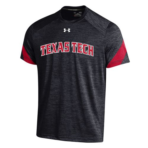 Under Armour™ Men's Texas Tech University MicroThread T-shirt