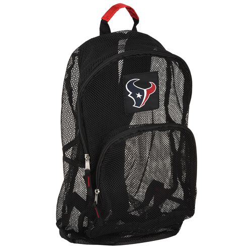 Team Beans Houston Texans Mesh Backpack