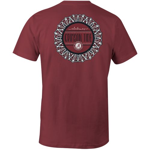 Image One Women's University of Alabama Color Me Comfort Color T-shirt