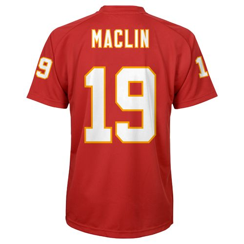 NFL Toddlers' Kansas City Chiefs Jeremy Maclin #19 Performance T-shirt