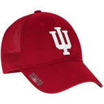 adidas™ Men's Indiana University Coach Flex Meshback Slope Cap
