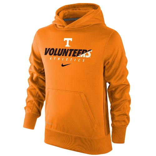 Nike Boys' University of Tennessee Therma-FIT KO Hoodie