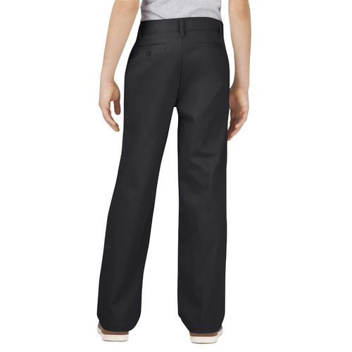Dickies Boys' Flat Front Uniform Pant - view number 2