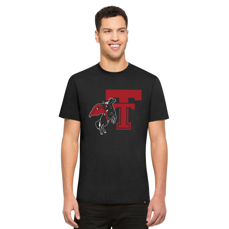 '47 Texas Tech University Retro Logo Scrum T-shirt