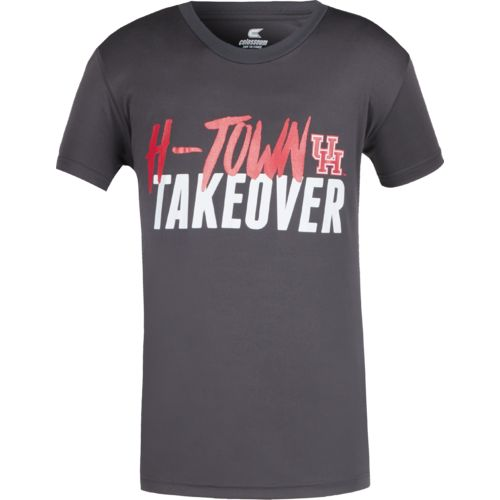 Colosseum Athletics™ Boys' University of Houston H-Town Takeover T-shirt