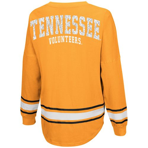 Colosseum Athletics™ Girls' University of Tennessee Boyfriend Varsity Pullover