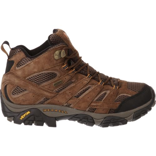 Merrell® Men's MOAB 2 Mother-of-All-Boots™ Waterproof Hiking Shoes