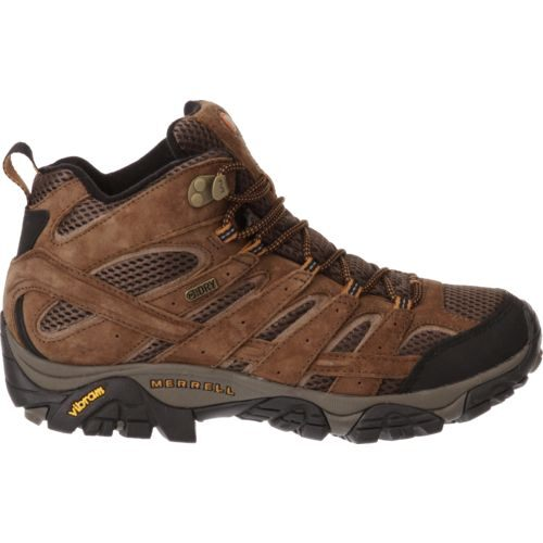 Merrell® Men's MOAB 2 Mother of All Boots™ Waterproof Hiking Shoes
