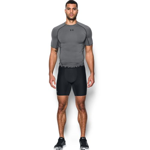 Under Armour Men's HeatGear Armour Mid Compression Short - view number 5