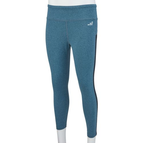 BCG Women's Mesh Tuxedo Stripe Training Legging