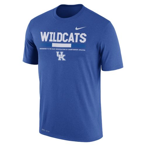 Nike™ Men's University of Kentucky Dri-FIT Legend Staff T-shirt