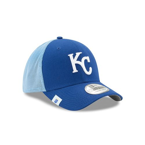 New Era Men's Kansas City Royals Team Brazen 39THIRTY Cap - view number 3