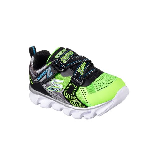 SKECHERS Toddlers' S Lights Hypno-Flash Shoes - view number 2