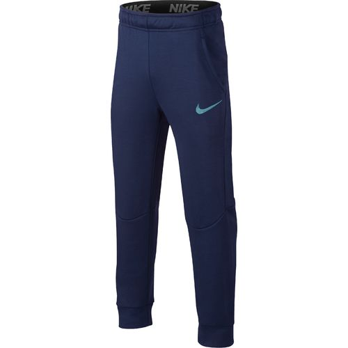 Nike Boys' Dry Tapered Fleece Training Pant