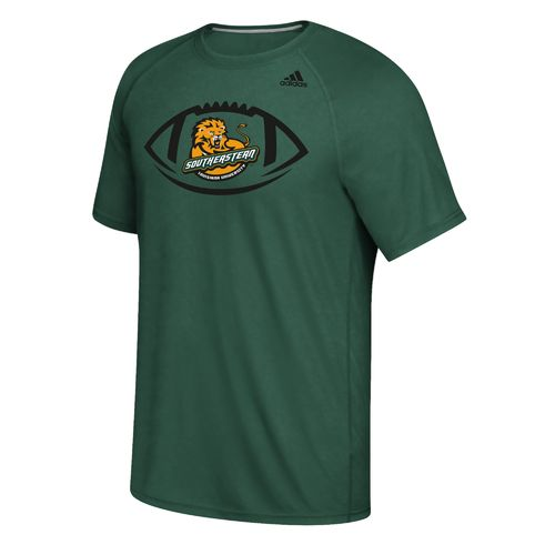 adidas Men's Southeastern Louisiana University Sideline Pigskin T-shirt