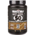 Muscle Milk Pro Series 50 Lean Muscle Mega Protein Powder - view number 1