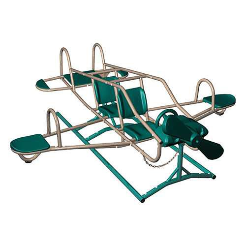 Lifetime Ace Flyer Airplane Teeter-Totter - view number 1