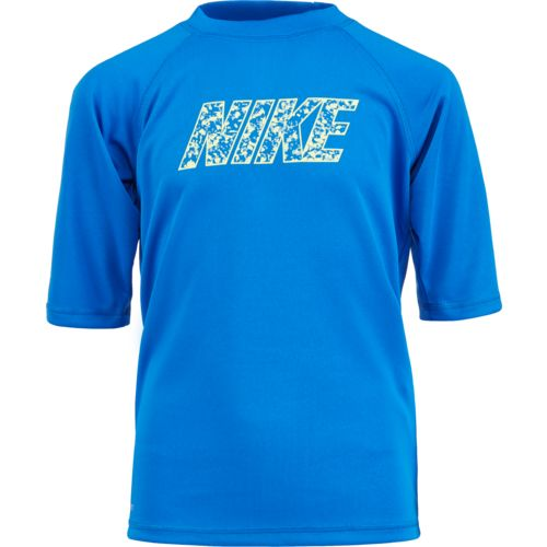Nike™ Boys' Convert Hydro Top Rash Guard