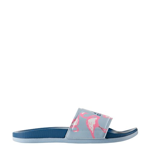 adidas Women's Adilette CF + Graphic Slides - view number 1