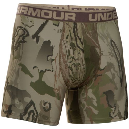 Under Armour Men's Original Series Camo Boxerjock Underwear