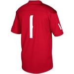 adidas Men's University of Louisiana at Lafayette Replica Football Jersey - view number 2