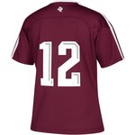 adidas Women's Texas A&M University Replica Football Jersey - view number 2