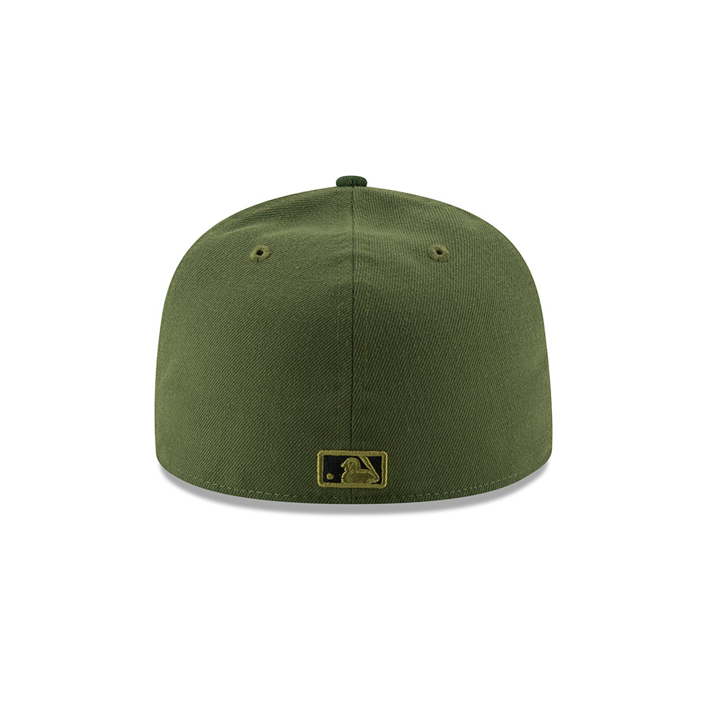 New Era Men's St. Louis Cardinals SE17 Memorial Day 59FIFTY Cap - view number 3