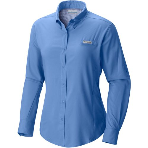 Columbia Sportswear Women's PFG Tamiami II Plus Size Long Sleeve Shirt