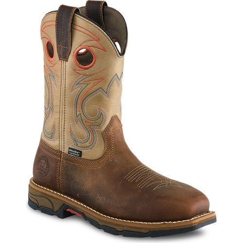 Irish Setter Women's Marshall 9 in Steel Toe Work Boots