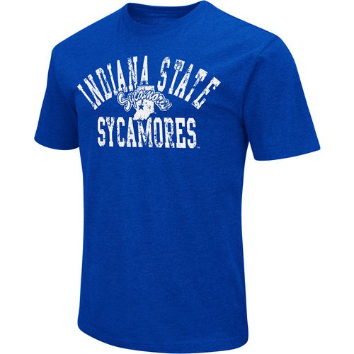Colosseum Athletics Men's Indiana State University Vintage T-shirt - view number 1