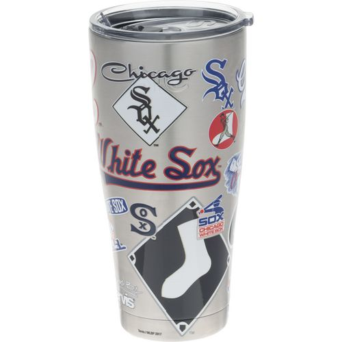Tervis Chicago White Sox All Over 30 oz Stainless-Steel Tumbler