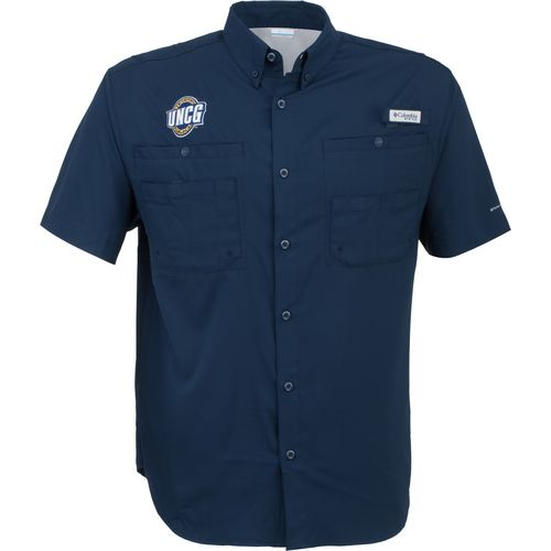 Columbia Sportswear Men's University of North Carolina at Greensboro Tamiami Shirt