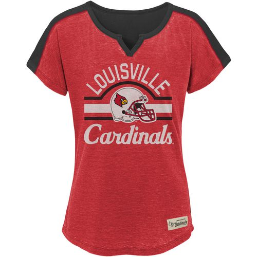 Gen2 Girls' University of Louisville Tribute Football T-shirt