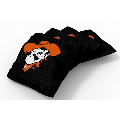 Wild Sports Oklahoma State University Beanbag Set