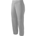 Mizuno Women's Unbelted Fast-Pitch Softball Pant - view number 1