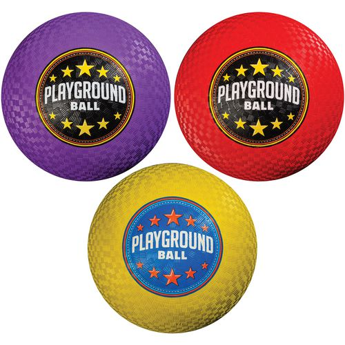 Franklin 8.5 in Playground Balls 6-Pack - view number 3